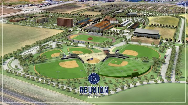 Reunion Community Town Center and Sports Complex